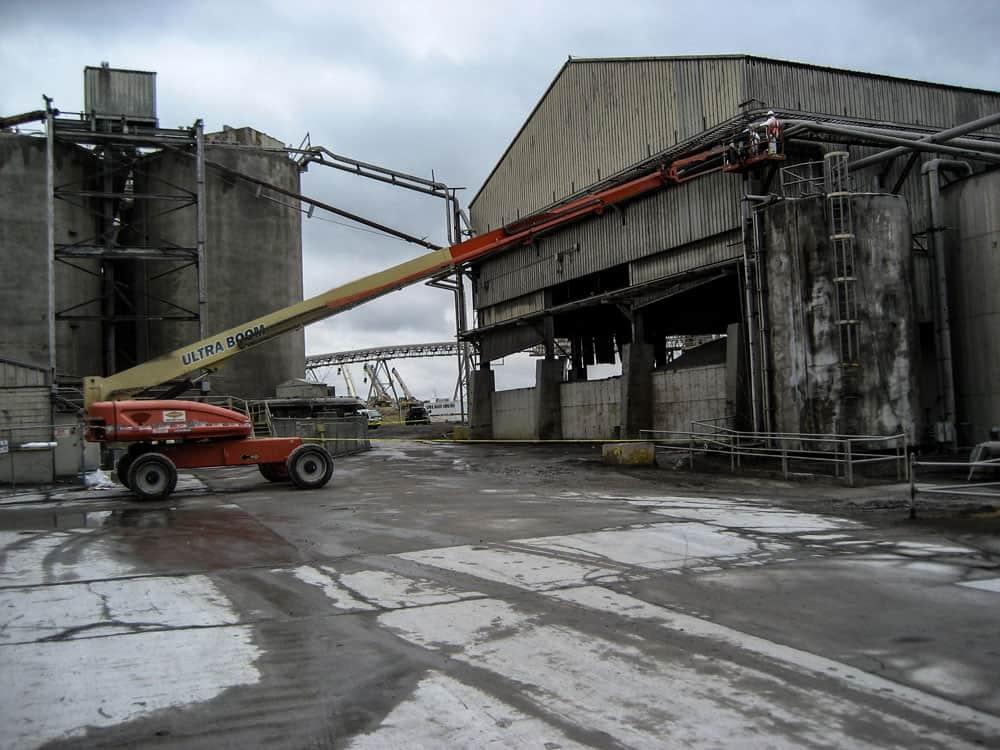 Asbestos Abatement Oversight