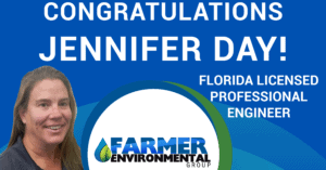 environmental consultants Jennifer Day Florida Professional Engineer