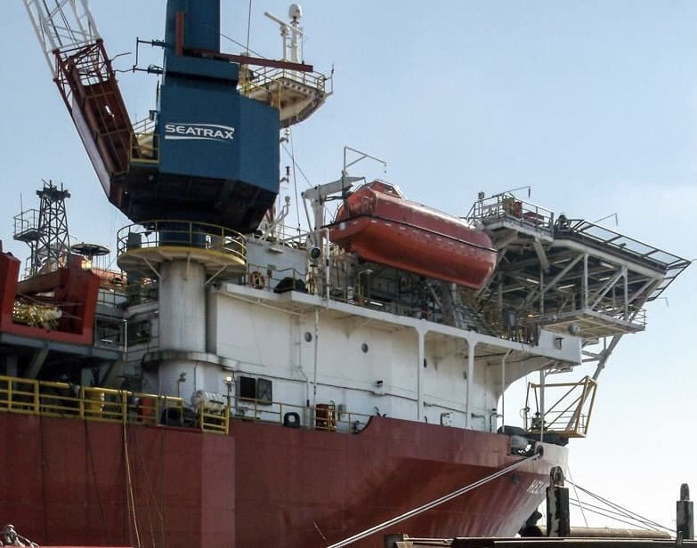 Helix Vessel project for Lead Inspection