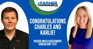 Congratulations-Charles-Karlie-Mold-Assetment-Farmer-Environmental