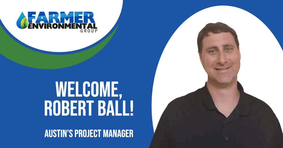 Welcome-Robert-Ball-Austin-Farmer-Environmental