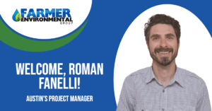 Welcome-Roman-Fanelli-Austin-Farmer-Environmental